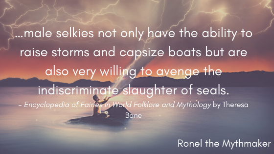 male selkies create storms
