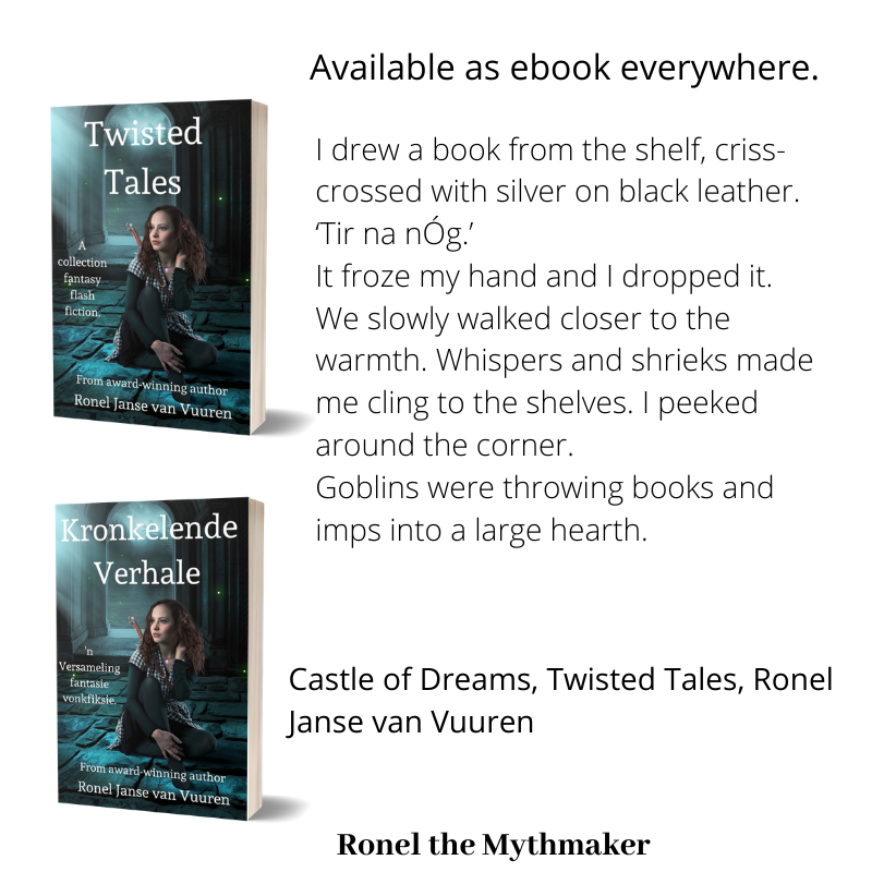 twisted tales book extract