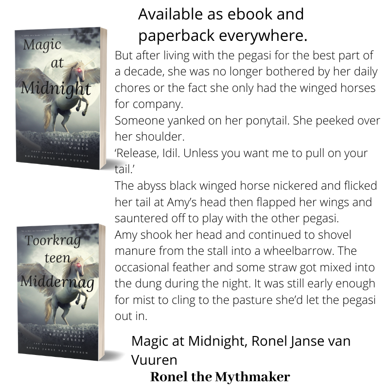 magic at midnight book extract