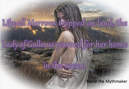lady of gollerus image