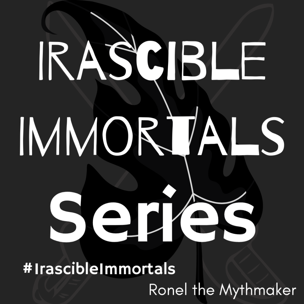 irascible immortals series image
