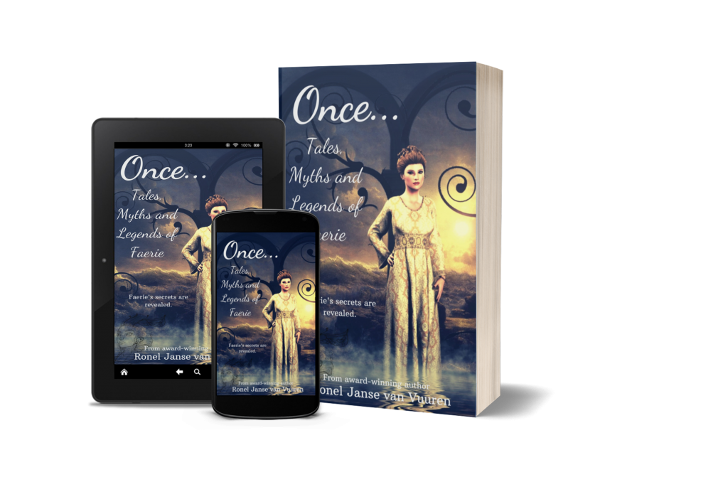 cover of once
