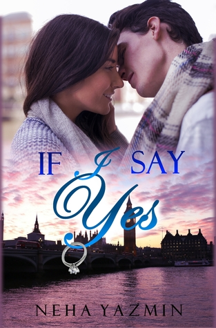 if i say yes book cover