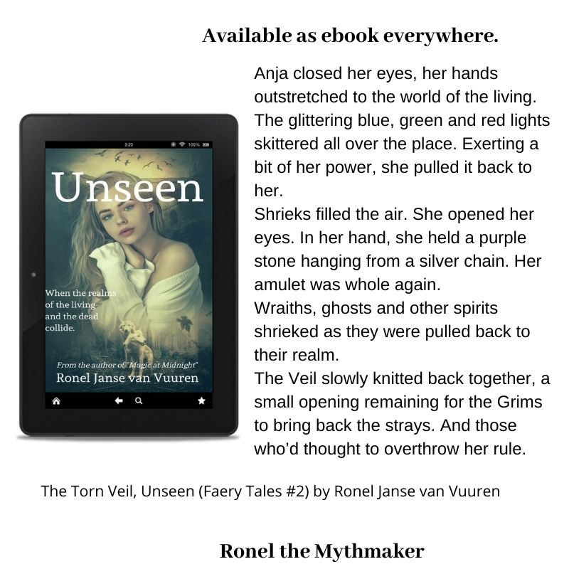 unseen book extract