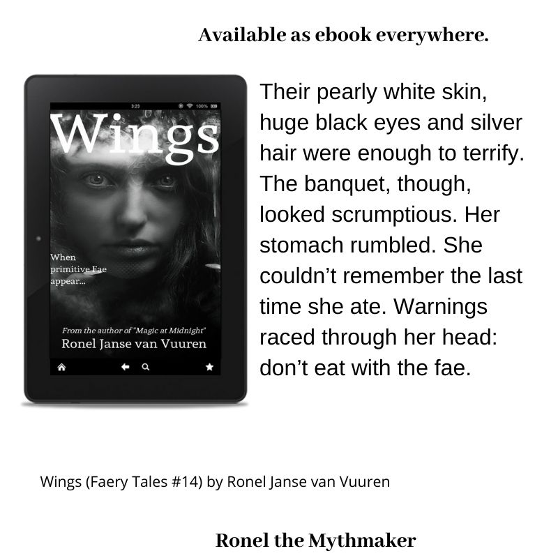 wings faery tales extract