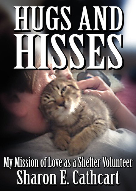 cover hugs and hisses sharon e cathcart