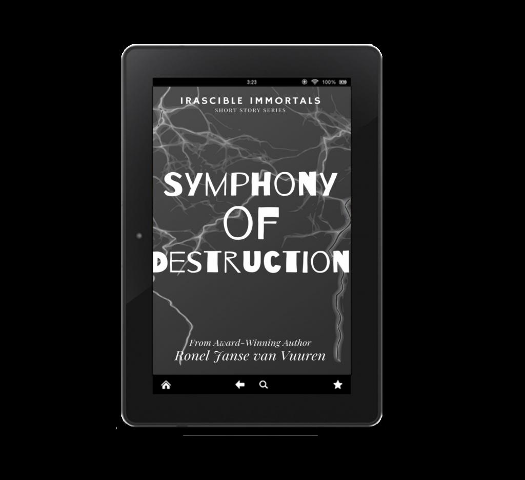 cover symphony of destruction